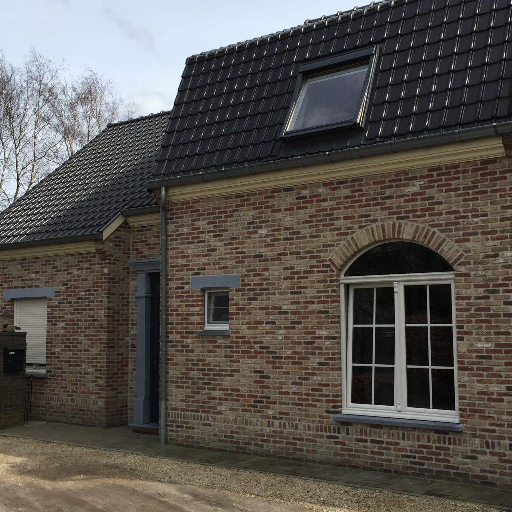 Woningbouw Bart Maes Lommel